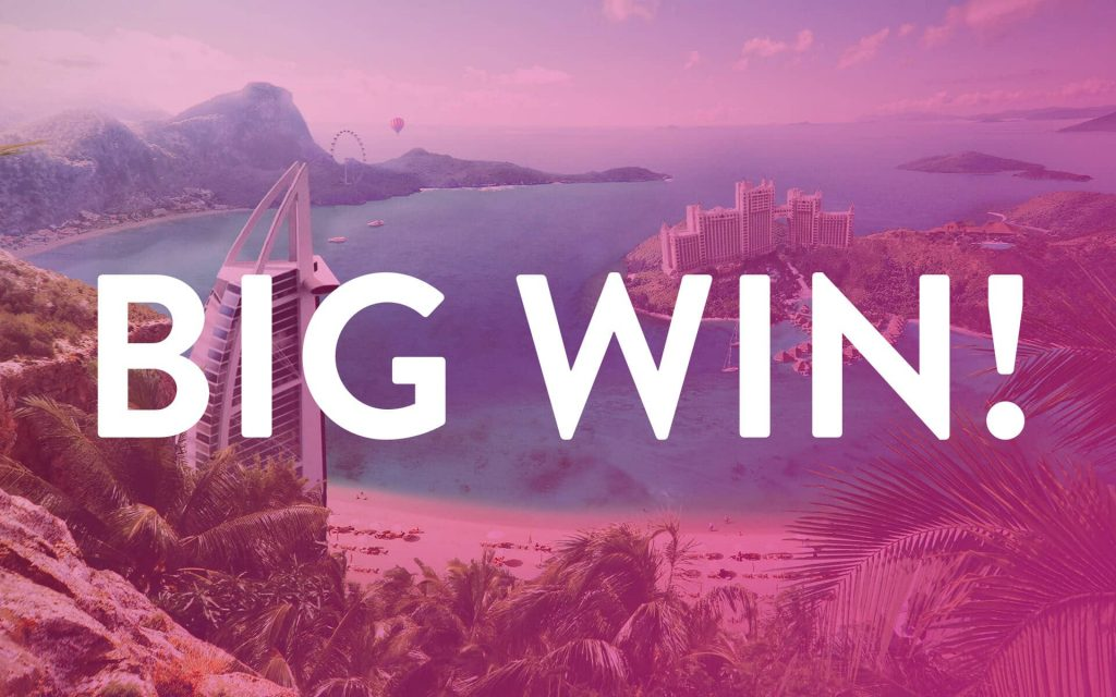 Dunder Big Win on new casino